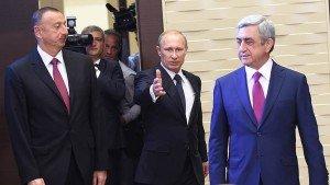 Putinin Maydanda uduzduğu Qarabağ