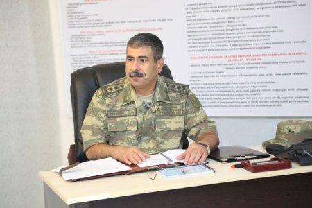 Zakir Həsənov: Düşmən 60-a yaxın hərbi qulluqçusunu itirib – VİDEO